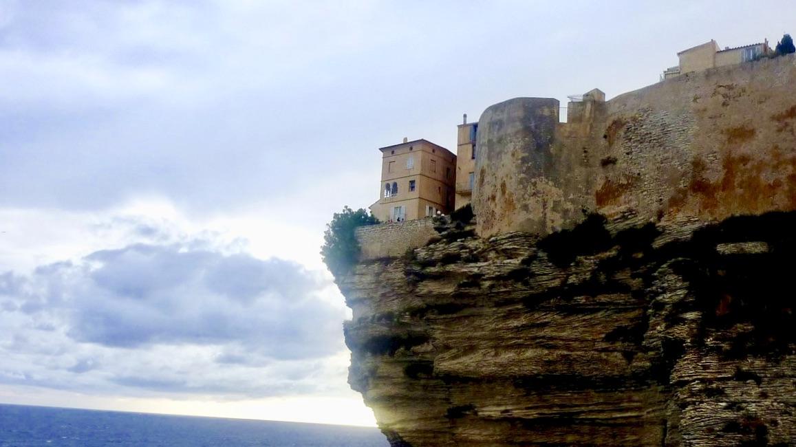 La Corse #  1 Bonifacio – Aiguilles de Bavella