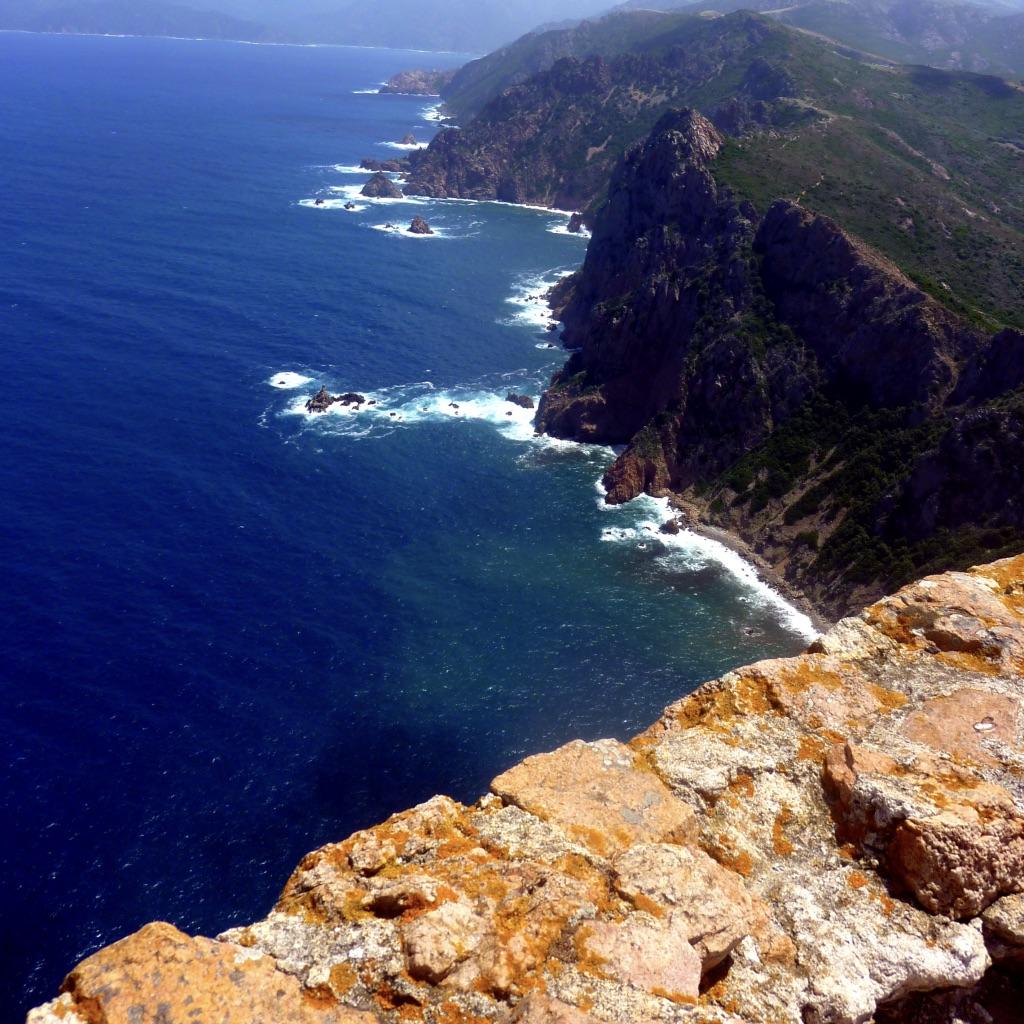 Retour en Corse # 2 Calvi – Porto – Capo Rosso