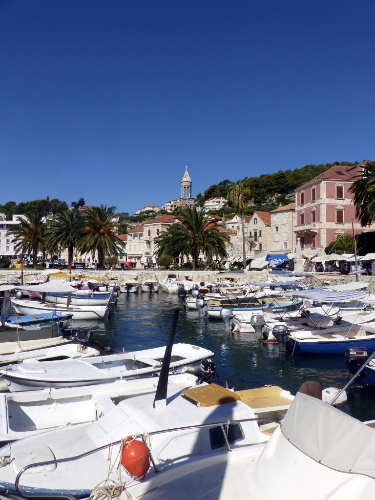 Croatie #6 Ile de Hvar et Trogir