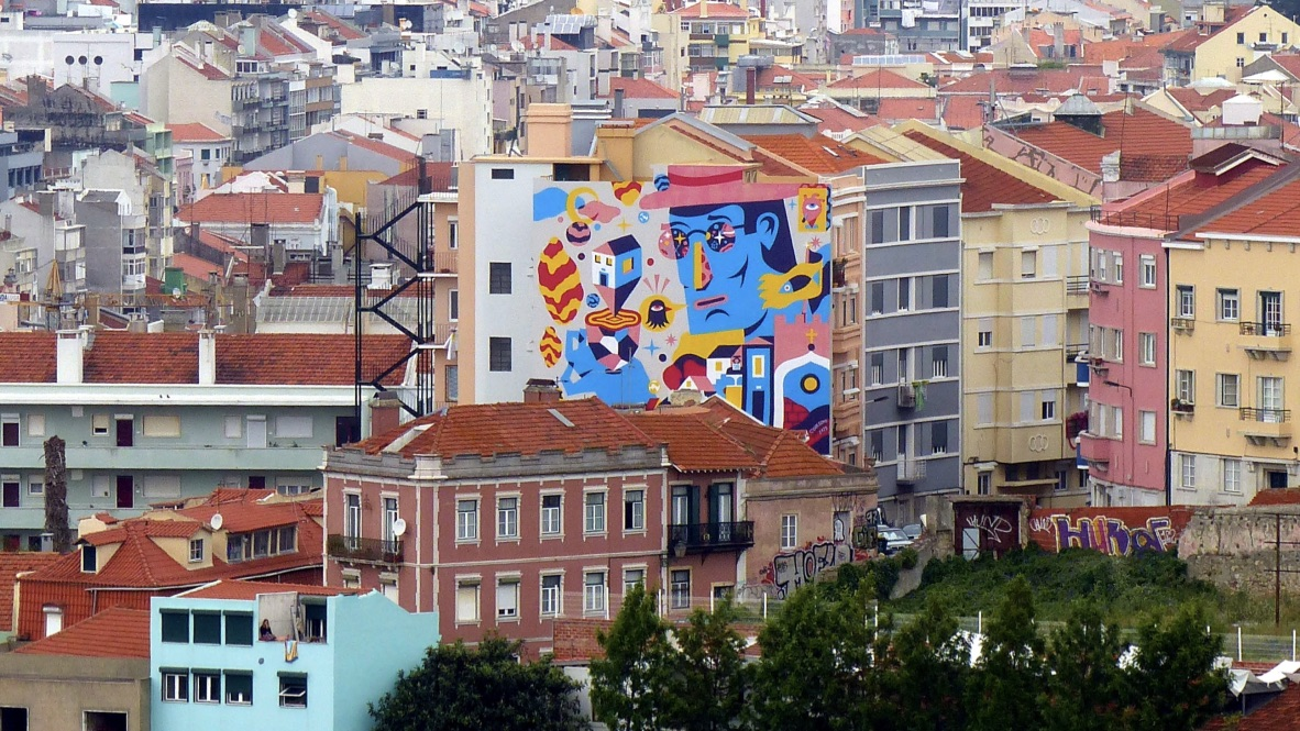 Lisbonne # 4 Sintra – Parc Edouardo VII – Château Sao Jorge