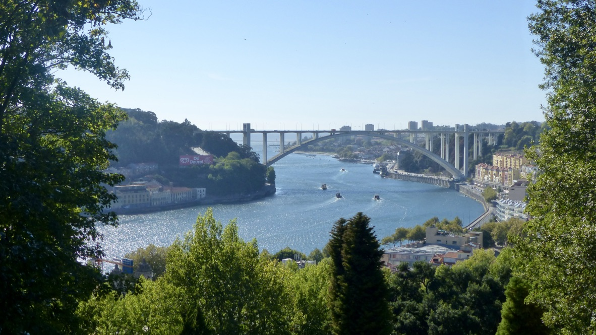 Porto # 1 Palácio do Cristal – Rue des artistes