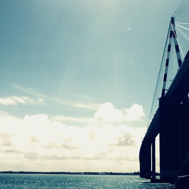 Le parcours de l'estuaire