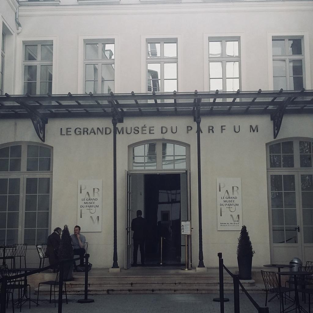 Paris # Le Grand Musée du Parfum