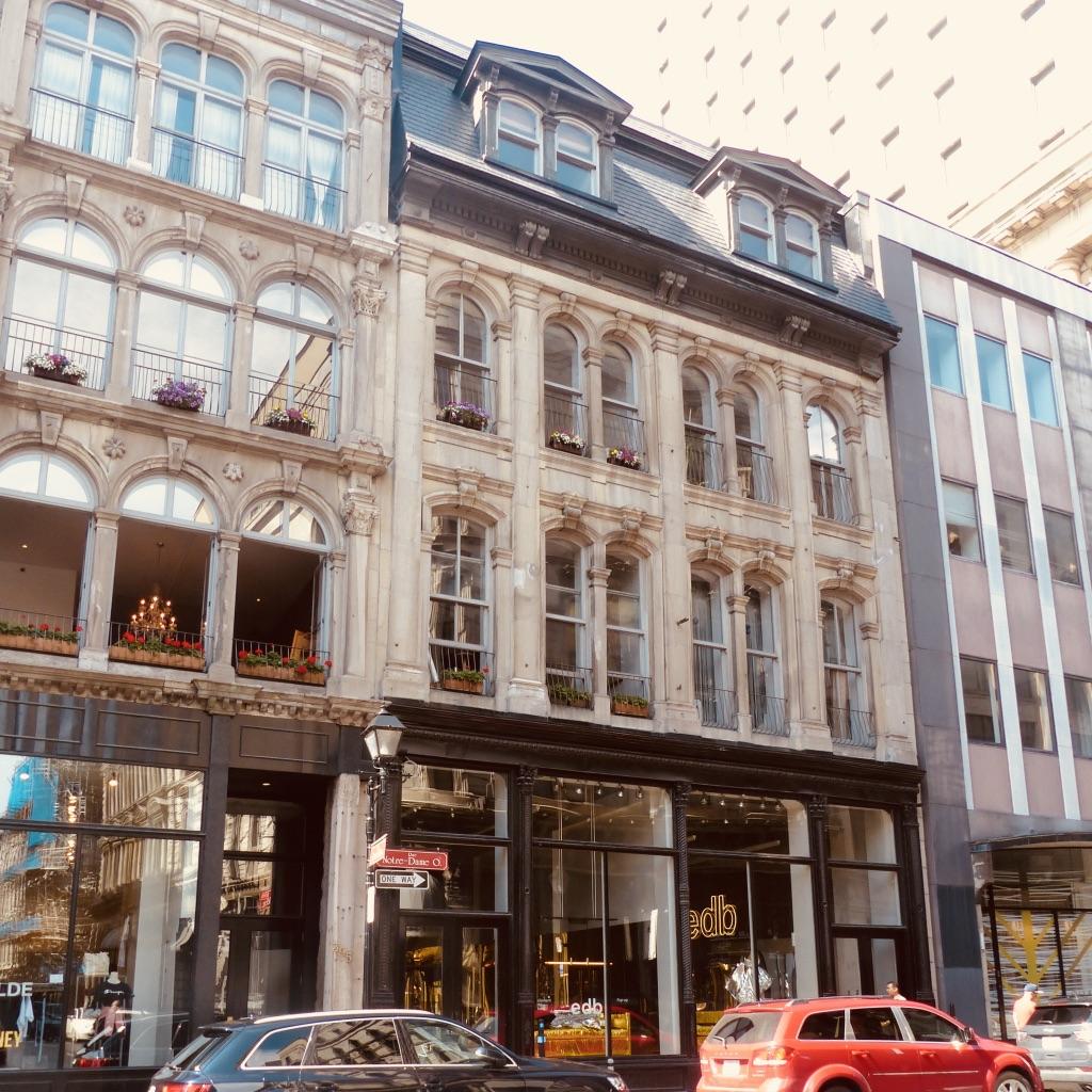 Québec # 1 Vieux Montréal