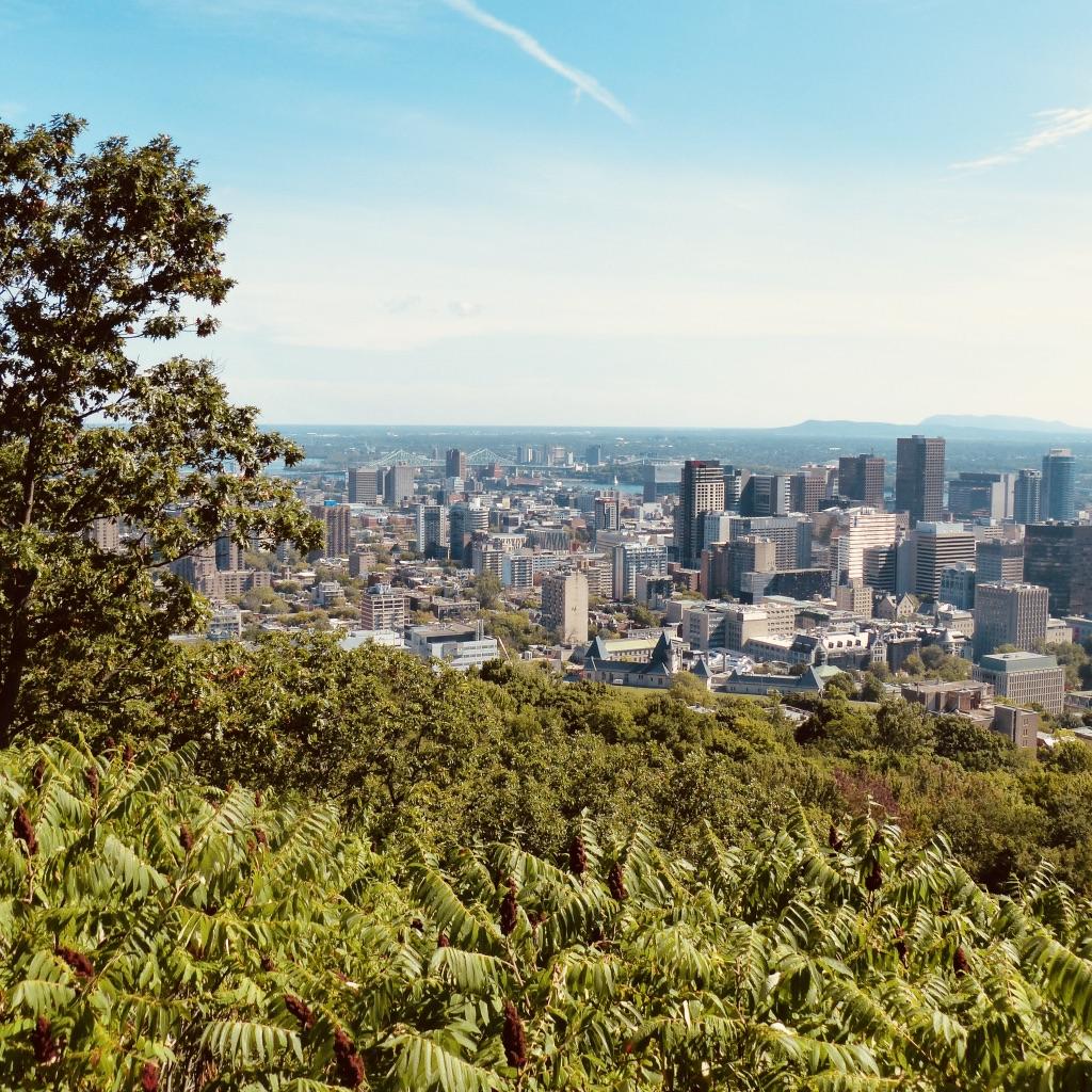 Québec # 1 Montréal – Parc du Mont-Royal