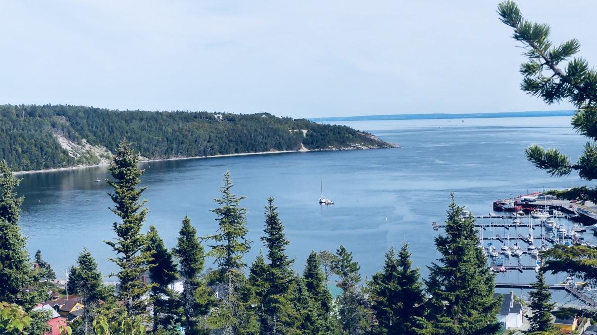 Québec 4 # Ste Rose du Nord – Tadoussac