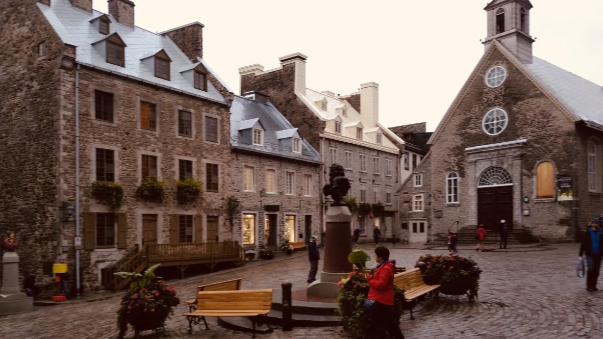 Québec 6 # Musée des Beaux-Arts et visite historique