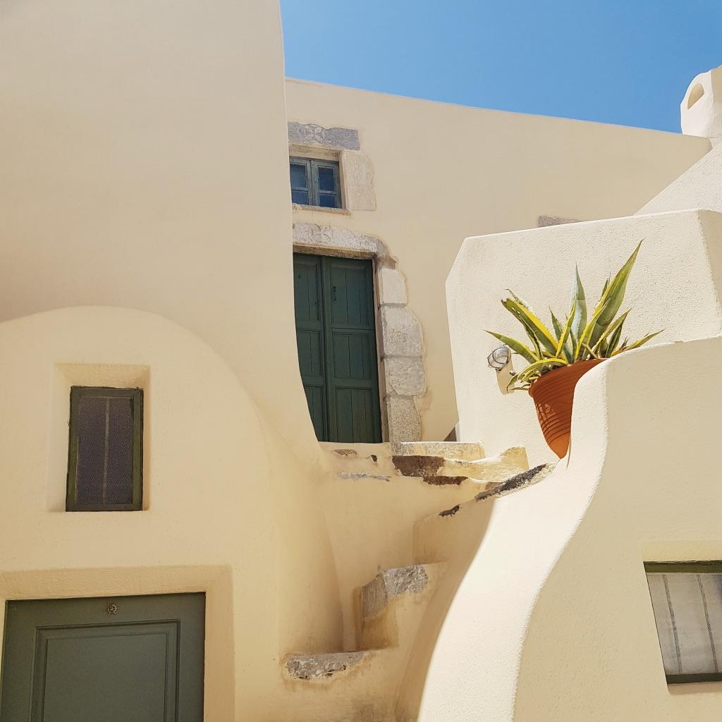 Santorin #3 découverte des villages typiques et des plages