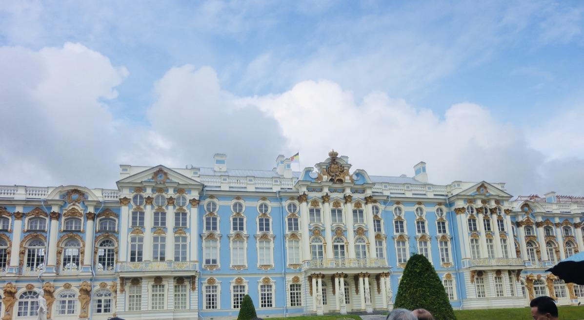 St Pétersbourg # 4 Palais Catherine