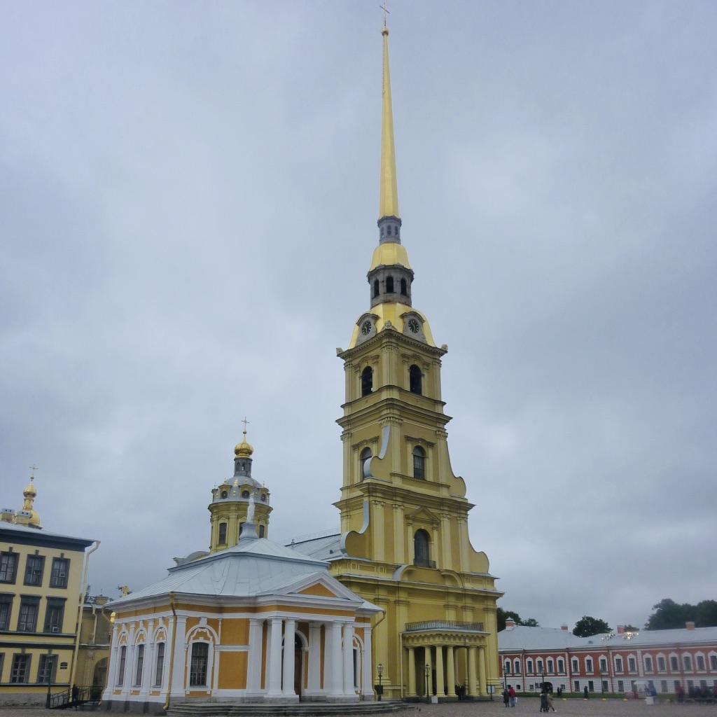 St Pétersbourg # 2 Tour de la Ville – Forteresse Pierre et Paul
