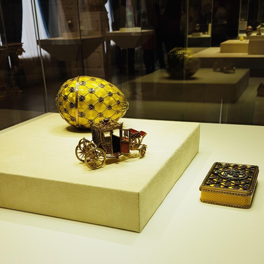 St Pétersbourg # 3 Musée Fabergé