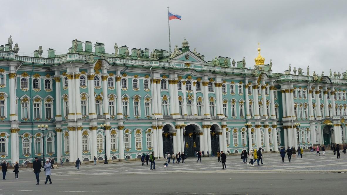 St Pétersbourg # 6 Musée de l'Ermitage