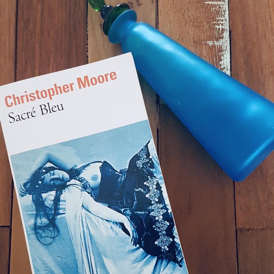 «Sacré Bleu» de Christopher Moore – les lectures 2020 commencent